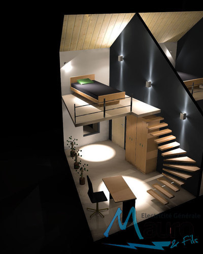 Mauro Angelo & Fils - Projets 3D